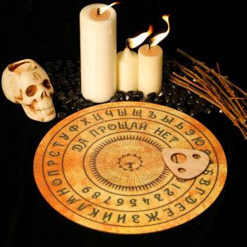 Круглая спиритическая доска (29 см)