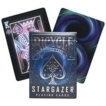 """Игральные карты """"Bicycle Stargazer"""" (USPCC, 54 карты)"""