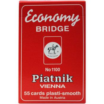 """Игральные карты """"Economy Bridge"""" (Piatnik, 54 карты)"""