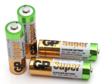 Алкалиновая батарейка GP AA