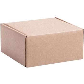 """Подарочная крафт-коробка """"Grande"""" (24 х 21 х 11 см)"""