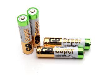 Алкалиновая батарейка GP AAA