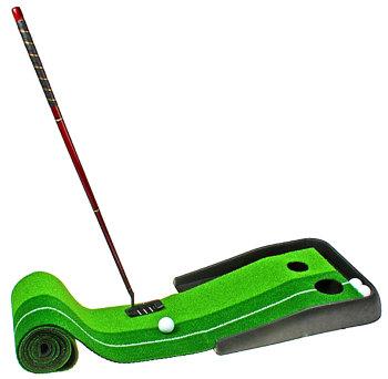 Офисный мини-гольф с дорожкой