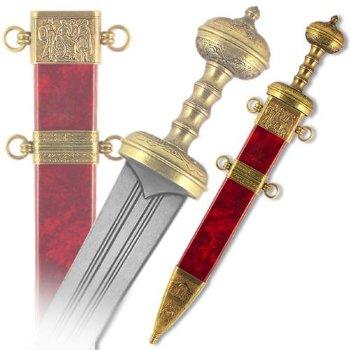 Римский меч гладиус в ножнах (Denix)