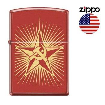 Зажигалка Zippo 233 Russian Hammer Sickle