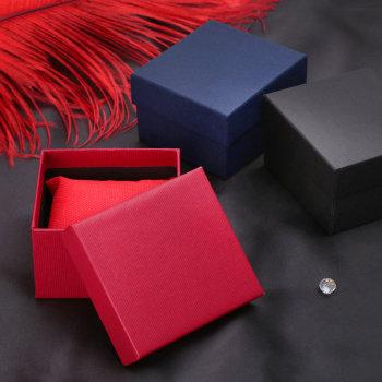 Подарочная коробка (8 х 8 х 5,5 см)
