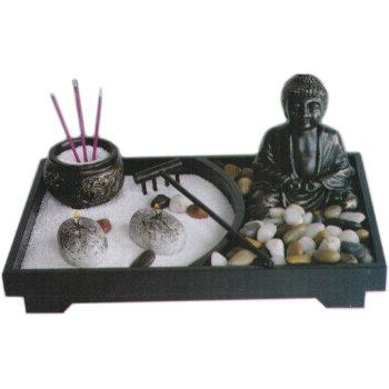 "Сад дзен ""Будда на камнях"""