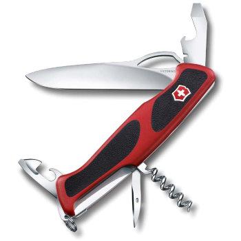 Швейцарский нож Victorinox RangerGrip 61 0.9553.MC (130 мм, 11 функций)