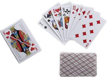 Атласные игральные карты (54 штуки)