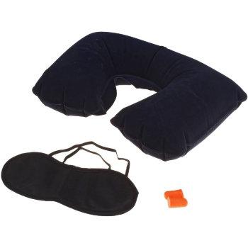 Набор для сна в дорогу (надувная подушка, беруши, повязка)