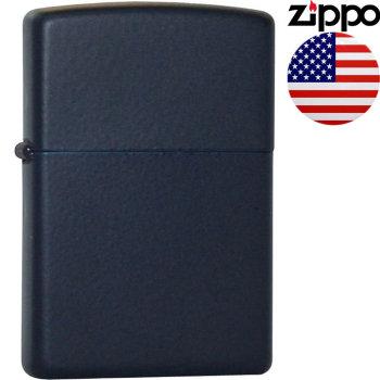 Зажигалка Zippo 239 Navy Matte