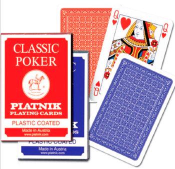 """Игральные карты """"Classic Poker"""" (Piatnik, 55 карт)"""