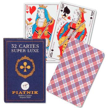 """Игральные карты """"Super Luxe"""" (Piatnik, 32 карты)"""