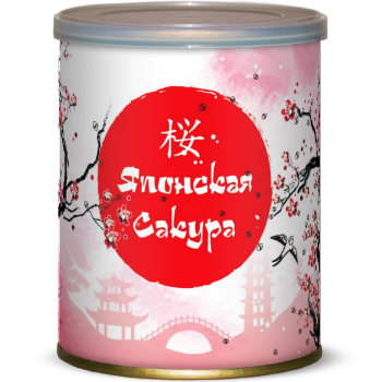 """Набор для выращивания мелкопильчатой черёмухи """"Японская сакура"""""""