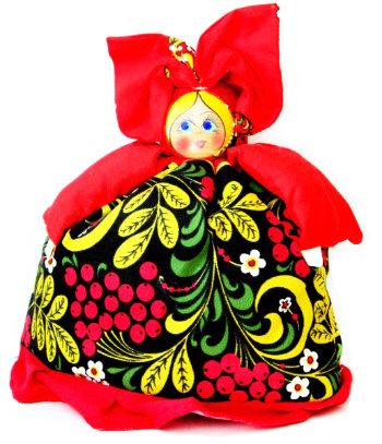 """Кукла на чайник """"Барыня"""""""