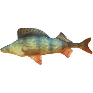 """Подушка в виде рыбы """"Окунь"""" (65 см)"""