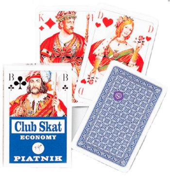 """Игральные карты """"Club Skat"""" (Piatnik, 32 карты)"""
