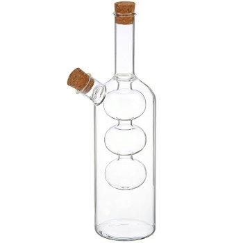 """Бутылка для масла и уксуса """"Вытянутая"""" (250 и 100 мл)"""