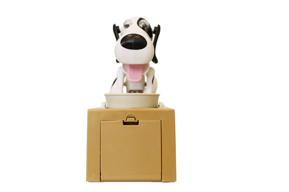 Копилка собака поедающая монеты купить в москве ромб военное училище ссср