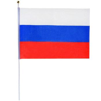 Флажок России (45 х 30 см)