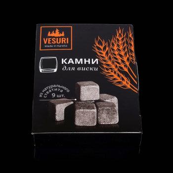 "Камни для виски ""Vesuri Karelia"" (9 кубиков)"