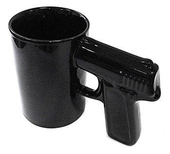 """Кружка """"Пистолет"""" (330 мл)"""