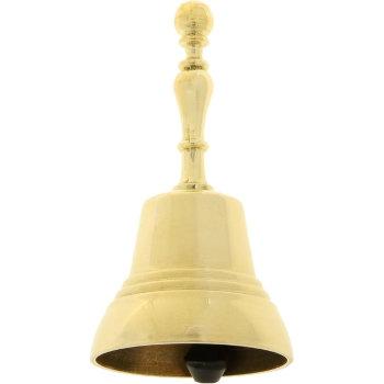 Валдайский колокольчик №5 с фигурной ручкой (диаметр 6 см)