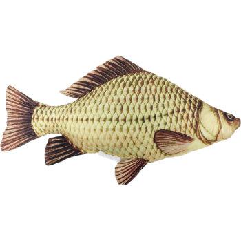 """Подушка в виде рыбы """"Карась"""" (40 см)"""