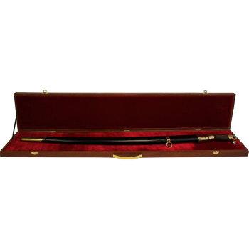 Подарочный футляр для холодного оружия (внутренние размеры: 103 х 12 х 3 см)