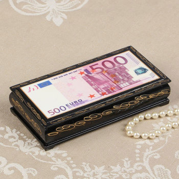 "Купюрница ""500 евро"""
