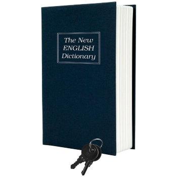 "Книга-сейф ""The New English Dictionary"" (24 х 15,5 х 6,5 см)"