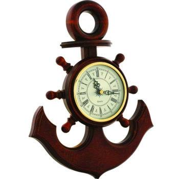 "Настенные часы ""Якорь"" (34 см, Россия)"