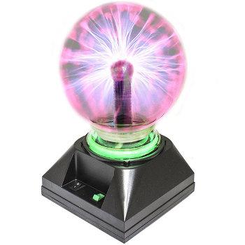 Плазменный шар Тесла (диаметр 20 см)