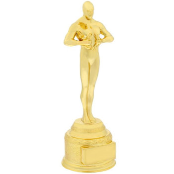 "Статуэтка ""Оскар"" (19 см)"