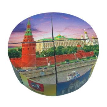 """Головоломка """"Виды Москвы"""""""
