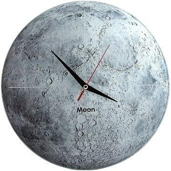 """Настенные часы """"Полная луна"""""""