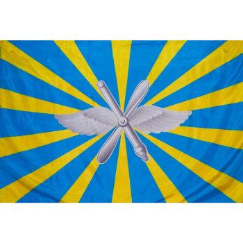 Флаг ВВС России (135 х 90 см)