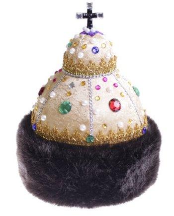 Сувенирная шапка Мономаха