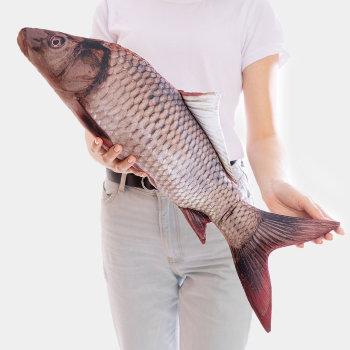 """Подушка в виде рыбы """"Карп"""" (65 см)"""
