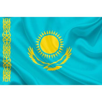 Флаг Казахстана (135 х 90 см)