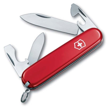 Швейцарский нож Victorinox Recruit 0.2503 (84 мм, 10 функций)