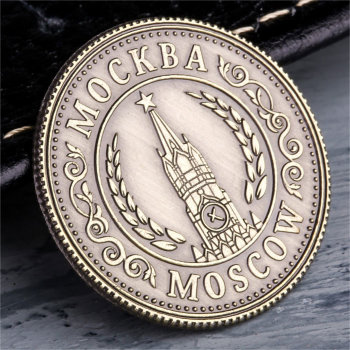 """Монета """"Москва"""" на счастье (2,2 см)"""