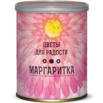 """Набор для выращивания маргаритки """"Цветы для радости"""""""