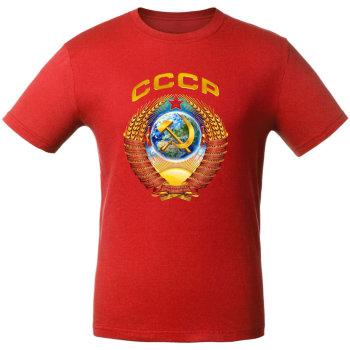 "Мужская футболка ""Герб СССР"""