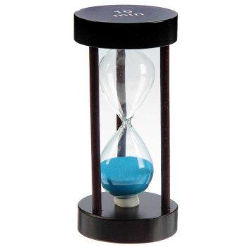 Песочные часы на 10 минут (цвет песка в ассортименте)