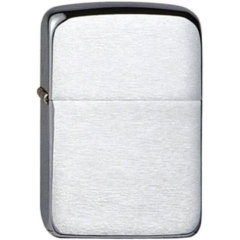 Зажигалка Zippo 1941 Brushed Chrome (Replica 1941)
