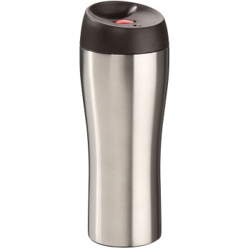 """Термостакан """"Solingen"""" серебряного цвета (400 мл)"""
