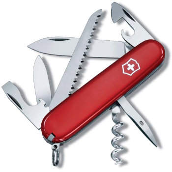 Швейцарский нож Victorinox Camper 1.3613 (91 мм, 13 функций)