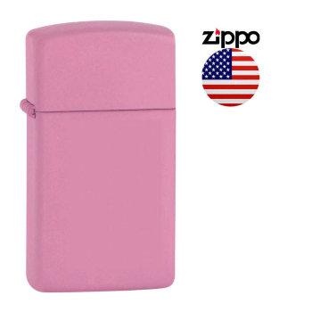 Зажигалка Zippo 1638 Pink Matte