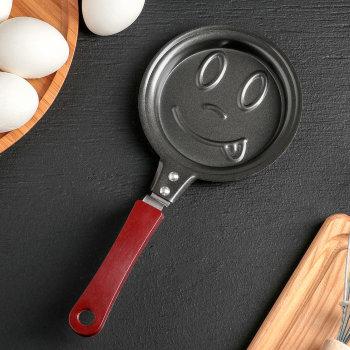 """Сковородка """"Смайлик"""" (диаметр 12 см)"""